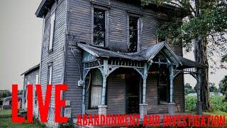 Paranormal Quest® LIVE || Revenant Acres Abandonment and Investigation