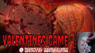 VALENTINES GAME TURNS VERY CREEPY!!!