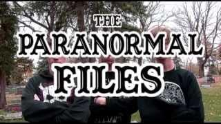 THE PARANORMAL FILES (Official Trailer #1 2015) Ghost Documentary HD