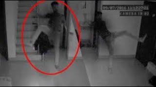 Real Paranormal Sightings Compilation !! Shocking Scary Videos Compilation 2018