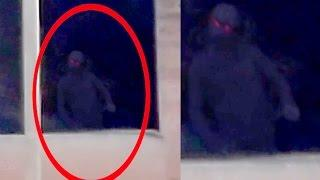 Extremely Scary Ghost Sighting!! Real Ghost Footage Caught on Tape | Scary Videos 2016