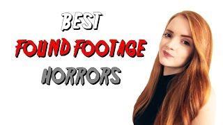 Best Found Footage Horrors