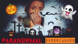 STORY TIME   Paranormal & Ouija Board Experiences   a GHOST gave me BRUISES?!   MollyxGabrielle