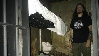 Haunted Creepy Old Pauly Jail Investigation Alone As Seen On Ghost Asylum Crazy