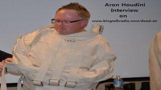 "Para-Celeb Aron Houdini Interview ""Poast Town Elementary"" on Dead Air Paranormal Radio"