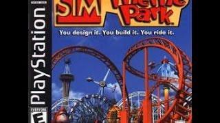 Sim Theme Park Live