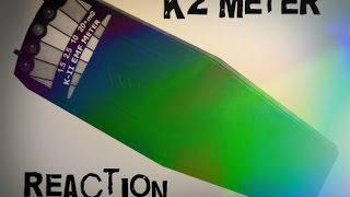 K2 Meter Reaction During Private Paranormal Investigation. Boleyn Paranormal