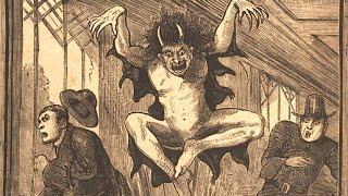 Spring Heeled Jack | The Terror Of London