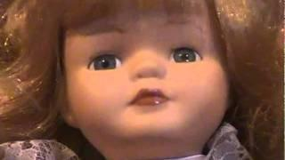 Madeleine,haunted and powerful doll