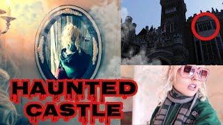 EXPLORING A FAMOUS HAUNTED CASTLE! (Looking for Ghosts) | Paranormal Vlog