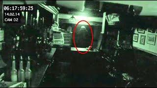 Shocking Ghost Caught on Cctv Camera !! Real Ghost Attack Compilation, Scary Videos