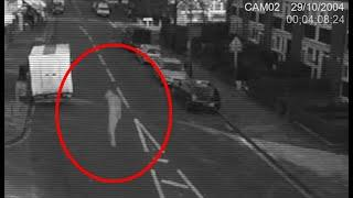 Unbelievable Ghost Footage Caught On Tape On Abandoned Road!!