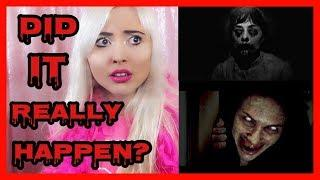 The SCARIEST things people swear they saw.. CREEPY STORIES!!