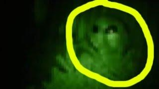ALIEN STALIKG SCARED WOMEN Caught On Camera, Horrifying Real Footage Of An Alien Attack