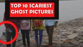 Top 10 Scariest Pictures of Real Ghosts That'll Spook You ! Creepiest Ghost Photos In Real Life