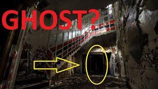 Ghosts at North Wales Hospital