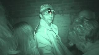 Explosion Museum ghost hunt - 14th November 2015 - Séance Two