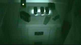 Real Paranormal Activity Caught On Video Lights Go Crazy At Most Haunted House In The World!