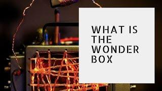 What is the Wonder Box from Paranormal Lockdown?
