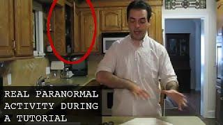 Real ghost videos: paranormal activity caught on tape in haunted house | Scary ghost videos on tape