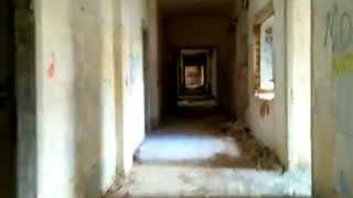 The Greek Haunted Building on Mount Parnitha filmed by Iraklis Nikolakopoulos.