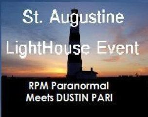 RPM Paranormal meets Dustin Pari