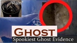 Real Ghost Sightings In Warehouse! Scariest Ghost Paranormal Evidence On Camera