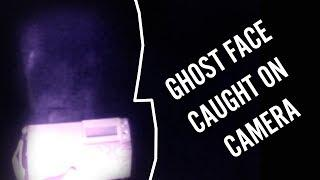 Ghost Face Caught On Video During Drakelow Tunnels Paranormal Investigation UK