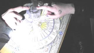 R.A.D.D Paranormal presents The Ancient Ram Inn ouija board (Attic Room)