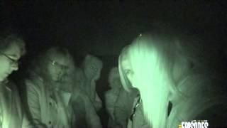 Ghost Hunt at Spode Pottery Stoke Works with Ghost Hunt Live
