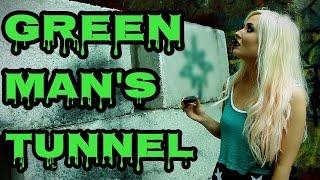 SPIRIT BOX SESSION AT THE GREEN MAN'S TUNNEL!