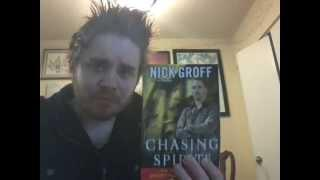 Chasing Spirits : the building of the Ghost Adventures Crew by Nick Groff / Jeff Belanger    2012