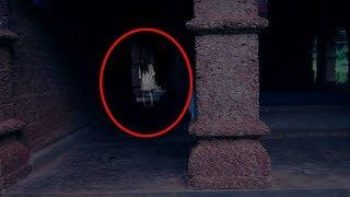 Scary Videos | Mysterious Shape Caught On Camera | Abandoned Temple | Ghost Videos 2017