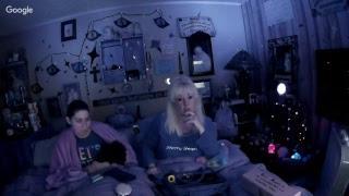 Paranormal Pillow Talk RETURNS, FINALLY-Shocking Paranormal Activity, Real Portal