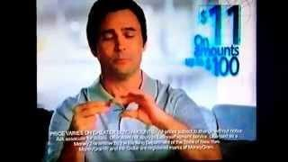 Syfy channel first commercials July 2009