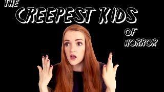 The Creepiest Kids in Horror