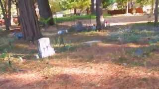 """Nine Mile House Cemetery - Part 1 """"A Tour With Some History"""""""