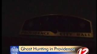 'Ghost Hunters' visits Providence City Hall