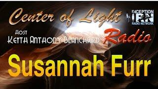 Susannah Furr - Capturing Joy - Center of Light Radio