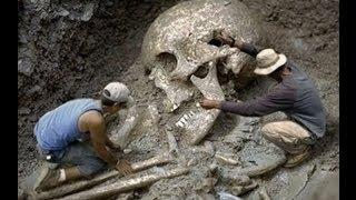 Nephilim Skeletons giants goliaths offspring of fallen angels REAL PROOF discovered