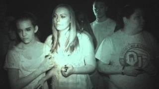 Ghost Hunting! Crazy paranormal activity caught on video at a cemetery