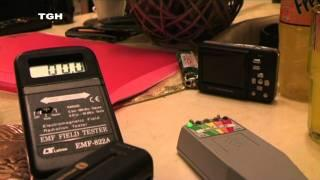 K2 meter gives answers and a very angry ghost!!