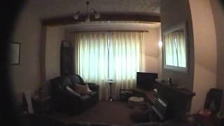 Violent Paranormal Activity Caught on Video