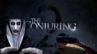 'The conjuring 2' VR  • Anasta VLOGS