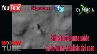 Silueta De Humanoide En La Luna, Analisis - Evidencia X – Cesar Buenrostro
