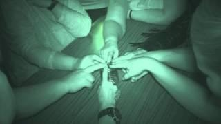 Charlton House ghost hunt - 4th July 2015 -  Glass Divination