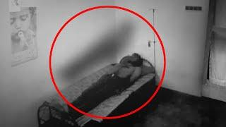Ghost Caught On Tape In A House!! Ghost Encounter Videos 2017