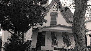 SCARY! Real PARANORMAL Ghost Hunt HAUNTED Sallie House DAY 1 p.1 Demon Ouija Board Devil