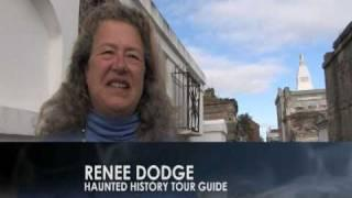 Haunted New Orleans!  Cities Of The Dead, New Orleans Cemeteries Pt 1