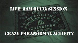 Paranormal-X | LIVE 3am Ouija Experiment | HAUNTED Doll | Spirit GHOST Box& More | PXTV